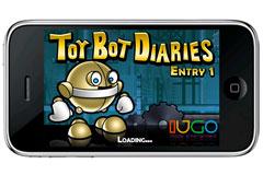 Toy Bot Diaries