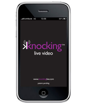 Knocking Live Video