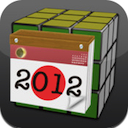 暦や月齢など50以上の情報を毎日表示するカレンダーアプリ 日めくり12