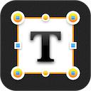 アルファベットを自由に組み合わせて ユニークなタイポグラフィーアートを作成する Typeplay