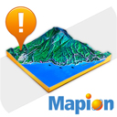スポット検索やスクロールがサクサクできる無料のiphone用マップ 地図マピオン