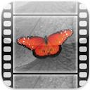 動画の中の指定した色だけ残してモノクロに変換するアプリ Video Splash