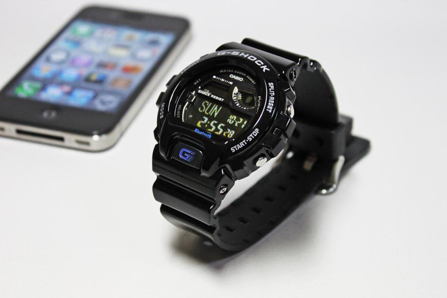 d9872eaab5 レビュー】Bluetooth接続でiPhoneと連携する『CASIO G-SHOCK GB-6900AA 』