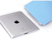 TUNEWEAR eggshell for iPad 2 + Smart Cover クリア TUN-PD-000079