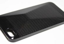 monCarbone iPhone 5 peak
