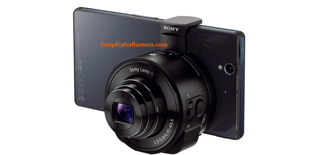 [画像あり]ソニー、スマホにマウントするセンサー内蔵カール ツァイスレンズを発売へ〜iPhoneにも対応