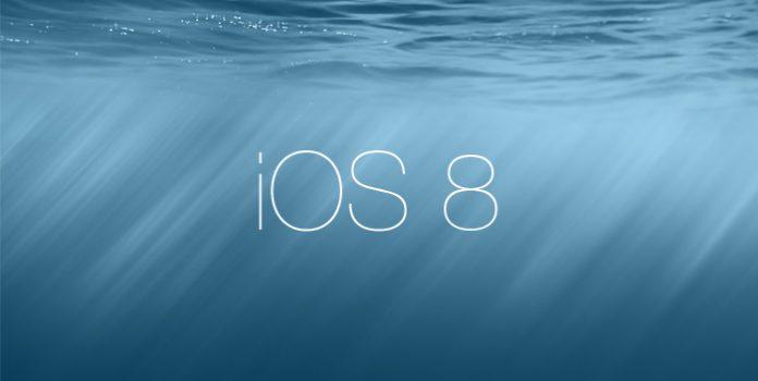「iOS 8」の雰囲気を先取りできるiPhone・iPad向け壁紙画像