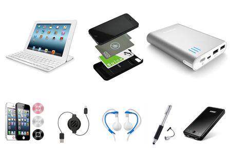 【2013年3月版】iPhone・iPod touch・iPad用アクセサリー月間人気ランキング